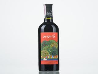 Купить Сухое столовое вино Артания красное 2017