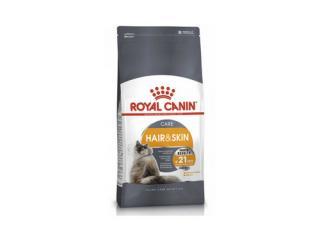 Купить Royal Canin Hair & Skin Care - Сухой корм с курицей для кошек с проблемной шерстью 0,4 кг
