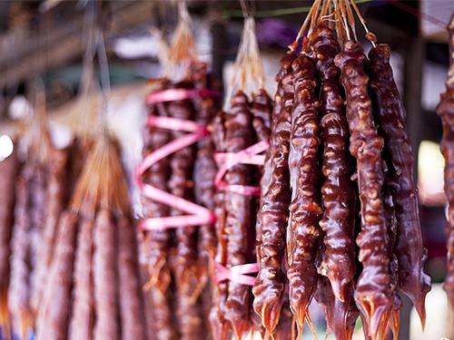 Купить Чурчхела грецким орехом и виноградным соком