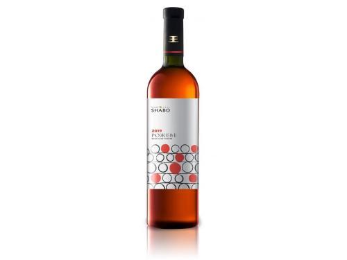 Купить Вино Shabo Classic сухое розовое 0.75 л 12.8%