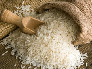 Купить Рис пропаренный, NATURAL GREEN