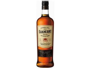 Купить Ромовый напиток Oakheart Original 12 месяцев выдержки 0.7 л 35%
