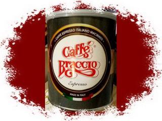Купить Кофе Braccio Espresso молотый