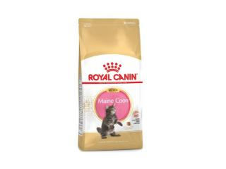 Купить Сухой корм Royal Canin Maine Coon Kitten для котят породы мейн-кун до 15 месяцев 2 кг