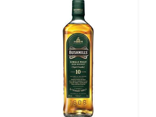 Купить Виски Bushmills (10 лет) 0,7 л