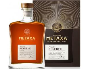 Купить Бренди Metaxa Private Reserve 0.7л в коробке