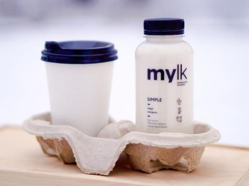 Купить mylk SIMPLE - классическое миндальное молоко