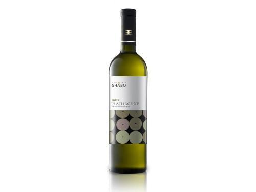 Купить Вино Shabo Classic полусухоое белое 0.75 л 10-13%