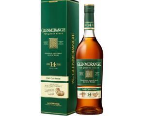 Купить Виски Glenmorangie Quinta Ruban 0.7л в подарочной упаковке