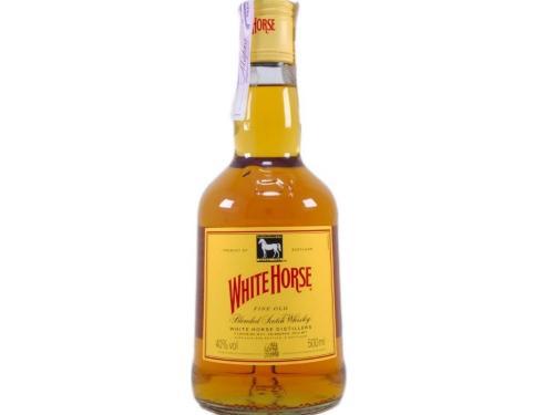 Купить Виски White Horse выдержка 4 года 0.5 л 40%