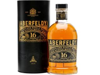 Купить Виски Aberfeldy 16 лет выдержки 0.7 л 40%