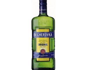 Купить Ликерная настойка на травах Becherovka 0.7 л 38%