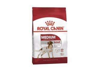 Купить Royal Canin Medium Adult для взрослых собак средних размеров 4,0 кг