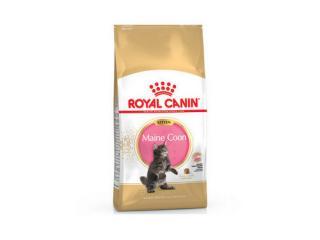 Купить Royal Canin Maine Coon Kitten - Сухой корм с курицей для котят породы мейн кун 2.0кг