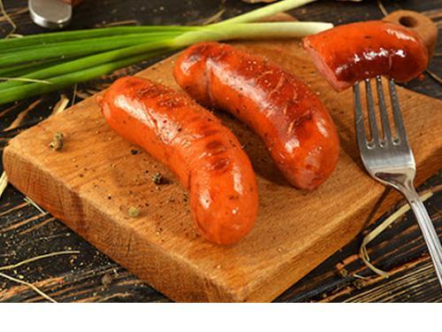 Купить Колбаски  для гриля с паприкой