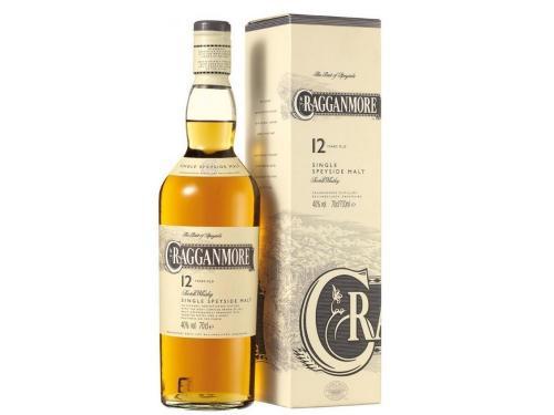 Купить Виски Cragganmore 12 Y.O. 0.7 л 40%