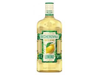 Купить Ликерная настойка на травах Becherovka Lemond 0.5 л 20%