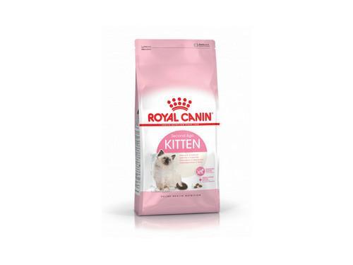 Купить Royal Canin Kitten - Сухой корм с птицей для котят до 12 мес 0,4кг