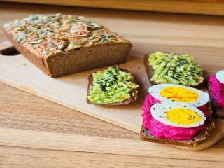 Купить Хлеб из зелёной гречки