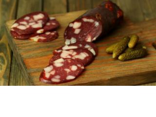 Купить Московская классическая сырокопченая колбаса ОПТ