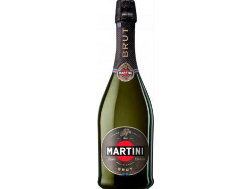 Купить Вино игристое Martini Brut белое брют 0.75 л 11.5%