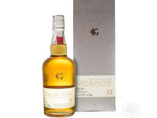 Купить Виски Glenkinchie 12 лет выдержки 0.7 л 43%
