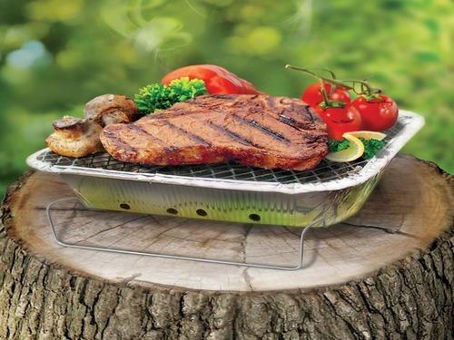 Купить Гриль одноразовый для пикника (Grillу picnic)