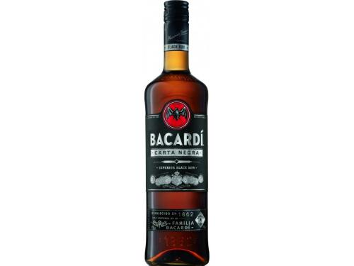 Купить Ром Bacardi Carta Negra 4 года выдержки 1 л 40%