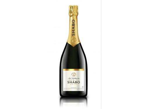 Купить Вино игристое Shabo Classic брют белое 0.75 л 13.0%