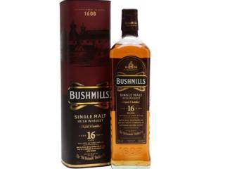 Купить Виски Bushmills 16 лет 0.7л