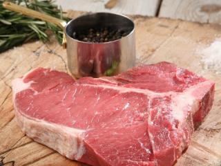 Купить Стейк Тибоун (T-BONE) говяжий влажной выдержки