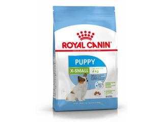 Купить Royal Canin X-Small Puppy - Сухой корм для миниатюрных щенков возрастом от 2 до 12 месяцев 0,5 кг