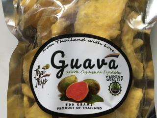 Купить Гуава сушеная Thai Thip