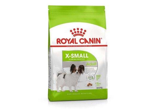 Купить Royal Canin  X-Small Adult - Сухой корм для миниатюрных взрослых собачек 0,5 кг