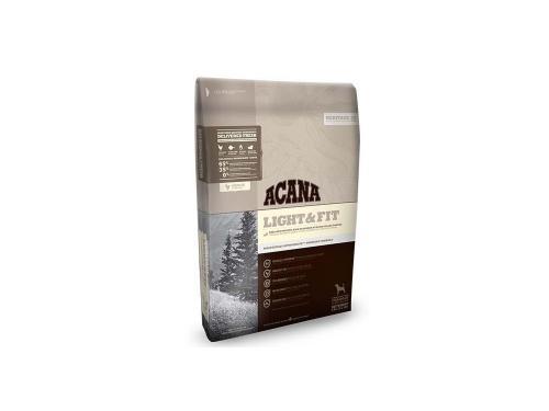 Купить Сухой корм Acana Light & Fit против ожирения для взрослых собак всех пород, 11.4 кг