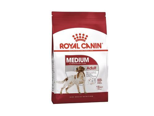 Купить Royal Canin Medium Adult для взрослых собак средних размеров 15,0 кг