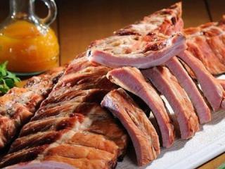 Купить Ребрышки свиные копченые