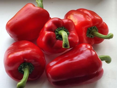 Купить Перец болгарский красный (bell pepper)
