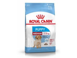 Купить Royal Canin Medium Puppy - Сухой корм для щенков средних пород 4,0 кг