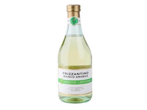 Купить Игристое полусладкое вино Maestri Cantinieri Frizzantino Bianco Amabile 1.5 л