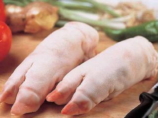 Купить Свиные ножки для холодца