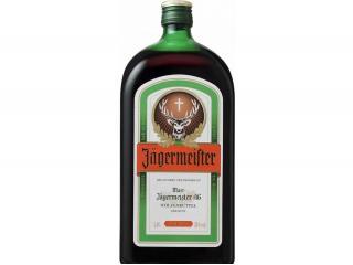 Купить Ликер Jagermeister 1 л 35%