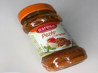 Купить Соус Pesto czerwone baresa, ТМ Baresa