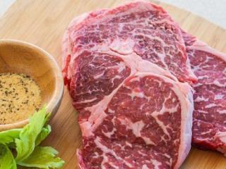 Купить Стейк Рибай из мраморной говядины ОПТ