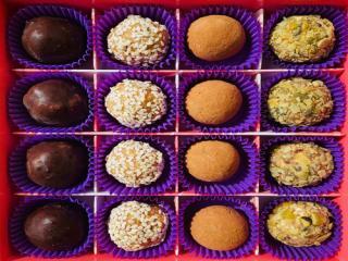 Купить Натуральные конфеты без сахара