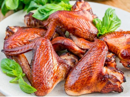 Купить Куриные крылышки подкопченные