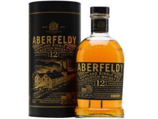 Купить Виски Aberfeldy 12 лет выдержки 0.7 л 40% в тубусе