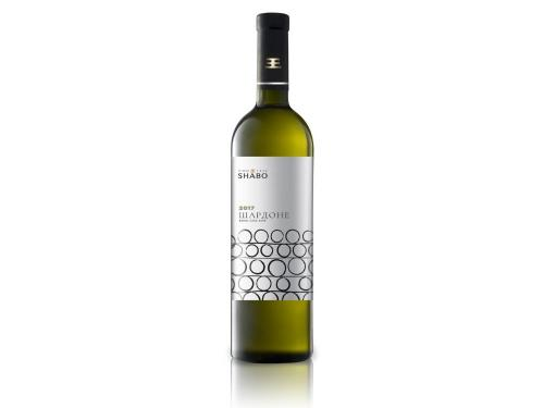 Купить Вино Shabo Classic Шардоне сухое белое 0.75 л 13.9%
