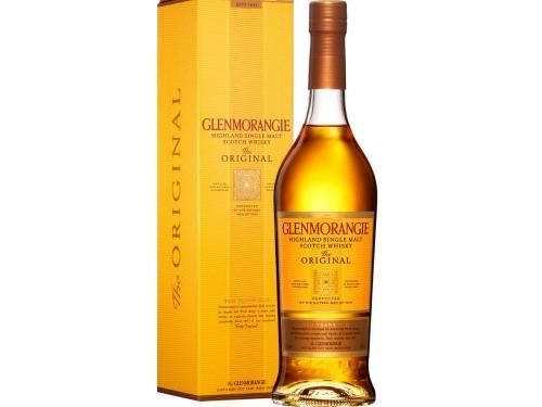Купить Виски Glenmorangie Original 10 лет выдержки 0.7 л 40% в подарочной