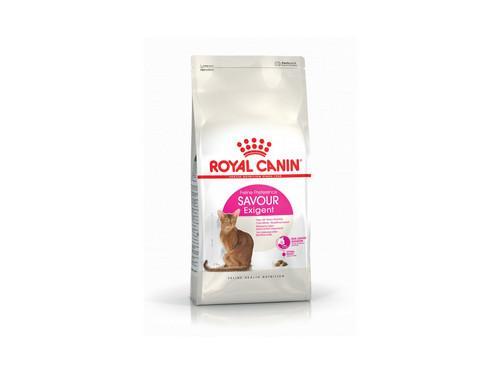 Купить Royal Canin Exigent Savour Sensation - Сухой корм с птицей для привередливых к вкусу 0,4 кг